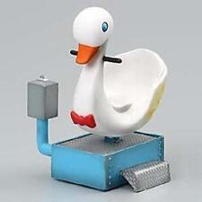 Megahouse dollhouse miniature old  Swan Ride rare