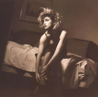 Madonna Like a Virgin 1984 Stretched Album Cover Canvas Wall Art Poster Print