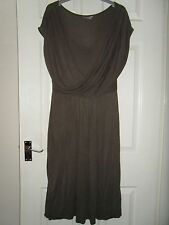 Marks and Spencer Viscose Sleeveless Wrap Dresses