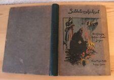 Johannes Henningsen - Soldatenschicksal. Meistererzählung - Leinen gebunden 1907