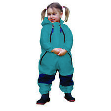 Muddy Buddy All in One Waterproof Rainsuit Coverall Blue 4T / 17kg