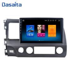 Android 9.0 Radio for Honda Civic 2011 Stereo Car GPS Navigation Head Unit Dash