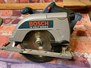 "Bosch 18V Cordless Circular Saw 6.5"" 6 1/2"" 1662 Tool Only"