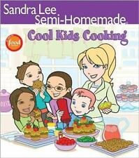 Sandra Lee Semi-Homemade Cool Kids' Cooking-ExLibrary