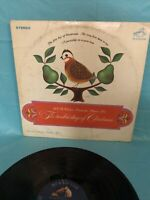 RCA Victor Presents Music For The Twelve Days Of Christmas VINYL LP_MARIO LANZA+