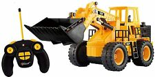 RC Loader Remote Control Construction Tractor Vehicle Truck Gift Toy Digger Car