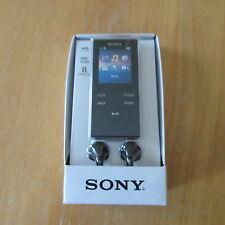 Sony NW-E394 Walkman MP3 Player - Black
