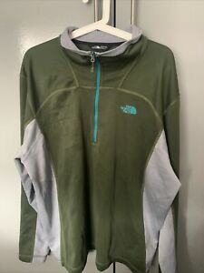 The North Face Half Zip Top Size XL