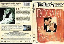 The Big Sleep (Oop Sensormatic 2000 Dvd) Humphrey Bogart, Lauren Bacall