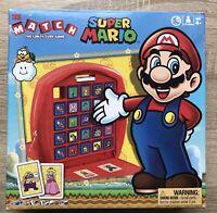 Nintendo Super Mario Top Trumps Match Cube Game