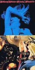 """Johnny Winter """"Saints & Sinners"""" Werk von 1974! Mit Bonustrack! Neue CD! 1A!"""