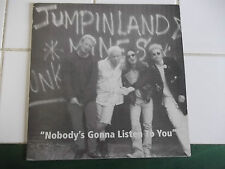 PUNK -OI  THE JUMPIN LAND MINES NOBODY GONNA LISTEN TO YOU