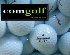 50 Bridgestone e6 Golfbälle ° AAAAA - AAAA A Qualität ° 5 Star °° Lakeballs e 6