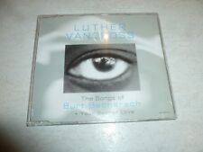 LUTHER VANDROSS - The Songs Of Burt Bacarach + Your Secret Love - 1996 CD Single