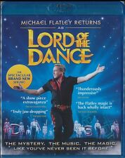 Lord of the Dance: Michael Flatley (Blu-ray Disc, 2011) BRAND NEW