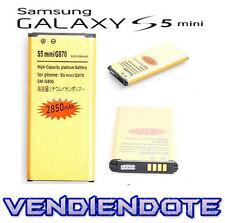 Bateria Para Samsung Galaxy S5 Mini SM-G800F G870A S800F Alta Capacidad 2850Mah