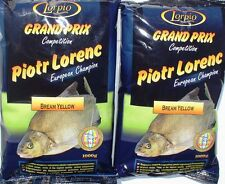 Grand Prix Bream Yellow 1kg, Lorpio Weltmeister-Futter, Fertigfutter, Brassen