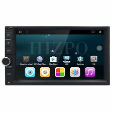 """Android 6.0 WIFI 7"""" Double 2DIN Car Radio Stereo Player GPS Nav Bluetooth DAB+ I"""