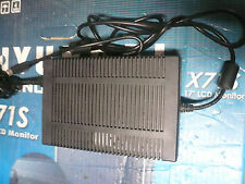 Genuine UP2202T-01P GATEWAY 24V 5.5A 4 PIN AC ADAPTER P/N: UP2202T-01P  USED