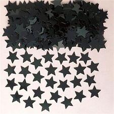 Confettis de fête noirs Amscan pour la maison