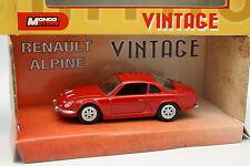 Mondo Motors 1/43 - Alpine Renault A110 Rouge