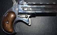 Davis Industries Lb9 pistol grips dark brown plastic