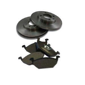 2 Bremsscheiben 256mm + 4 Bremsbeläge vorne Seat Arosa Cordoba VW Golf 3 4