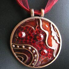 Rhinestone Enamel Copper Fashion Jewellery