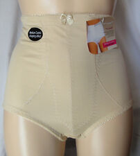 Medium Control Briefs Corset by Camille High Waist Beige or White