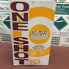R502, NEW EPA APPROVED REPLACEMENT, R-422C, ONE SHOT Refrigerant