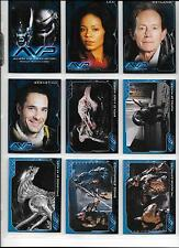Alien Vs. Predators Complete 90 Card Set Inkworks  2004