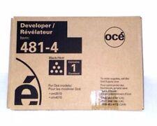 Brand New Oem Oce / Imagistics Black Developer 481-4 For  CM2510/CM4010