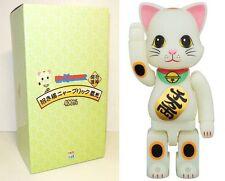 Medicom Maneki Neko (Lucky Cat) 400% NY@BRICK Be@rbrick Bearbrick GID Vers.