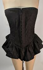Betsey Johnson Queen Corset Top SZ. L BRAND NEW NEVER WORN