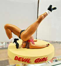 ROBERT CRUMB'S DEVIL GIRL SCULPTURE - SIGNED & Numbered #150/550