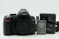 Nikon D3000 10.2Mp Digital Slr Camera Body #217