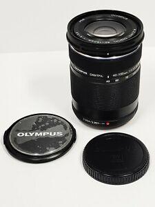 Olympus M.Zuiko Digital 40-150mm f/4.0-5.6 ED Lens