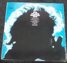 BOB DYLAN Bob Dylan's Greatest Hits LP