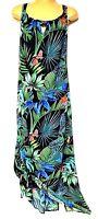 TS dress TAKING SHAPE plus sz M / 20 Paradise Dress sexy tropical NWT rrp$130!