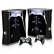 XBOX 360 Slim Skin Sticker Decal Cover 3 Choices STAR WARS DARTH VADER