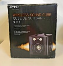 TDK V513 Wireless Sound Cube Bluetooth Speaker System