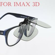 IMAX 3D GLASSES LINE POLARIZED CLIP-ON IMAX ONLY ODEON CINEMA
