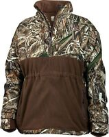 Drake Waterfowl Systems MST Eqwader 1/4 Zip Jacket Women's MAX 5 DW372 NWT