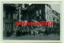 Foto Zerstörung in SOCHACZEW / Masowien / POLEN 1939 !!! TOP !!!    D305