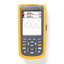 Fluke 123B/NA 20 MHz, 2-Channel, 40 MS/s Industrial ScopeMeter