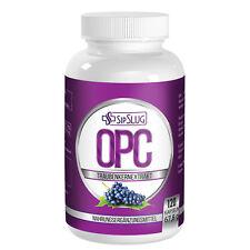 OPC Traubenkernextrakt Pulver in Kapseln Hochdosiert Nahrungsergänzungsmittel