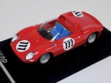 1/18 Ferrari 250 P 1963 Nurburgring car #111 Parkes Scafiotti Lim #90 0f 90  f10