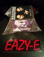 Ice Cube RARE PROMO Album Photo Puzzle Cube + Eazy-E Sticker* NWA Dr Dre Compton