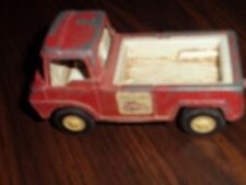 TOOTSIETOY TOOTSIE TOY - RED PICK UP TRUCK -  1969 - U.S.A.