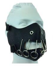 punk visual rock halloween Hellhound Barghest spike stud costume mask【MK01502】 G